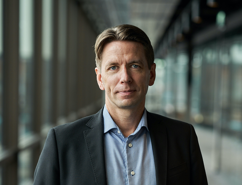 Bild på Mikael Westergren